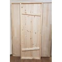 Дверь для бани (массив сосны)