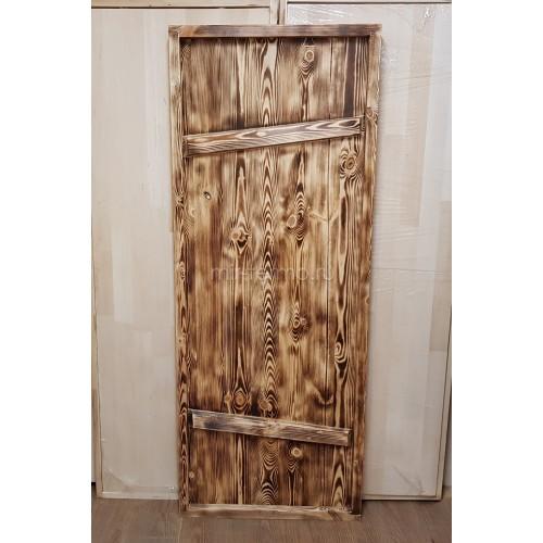 Дверь для бани (массив сосны)180*70см