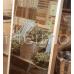 Зеркальная дверь Бронза