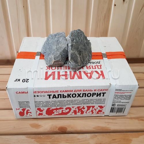 """""""Талькохлорит"""" Камень для парной"""