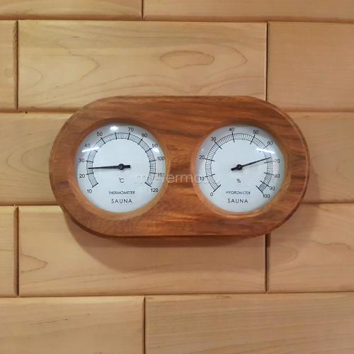 Термогигрометр для бани KD-202