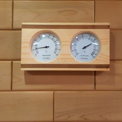 Термогигрометр для бани KD-211