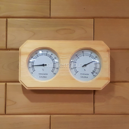 Термогигрометр для бани KD-216