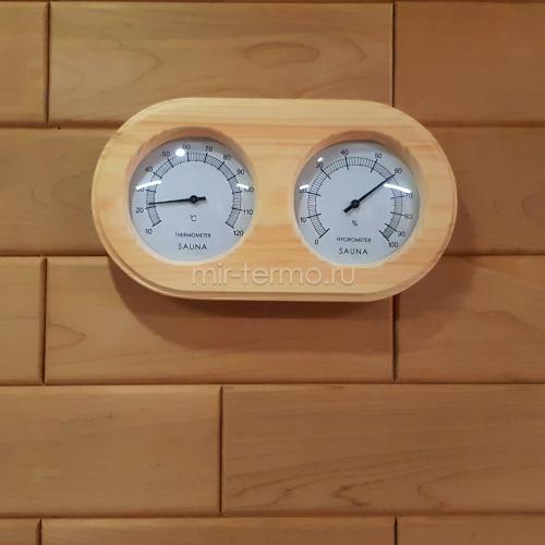 Термогигрометр для бани KD-217
