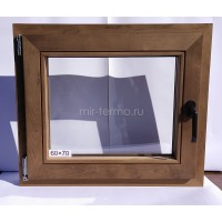 Евро Окно Thermo Wood 60×70см