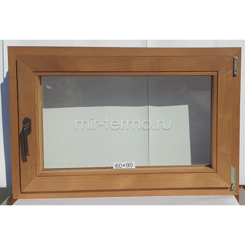 Евро Окно Thermo Wood 60×90см