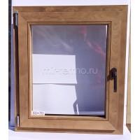 Евро Окно Thermo Wood 80×70см