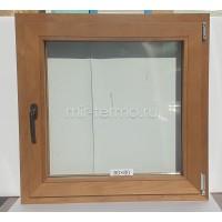 Евро Окно Thermo Wood 80×80см