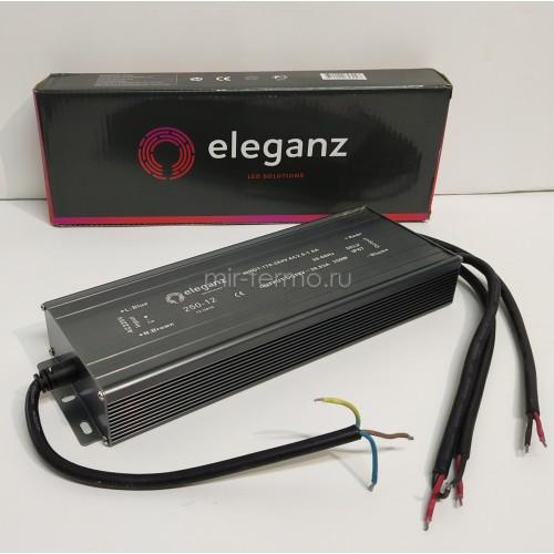 Трансформатор  250w Герметичный IP67 ELEGANZ