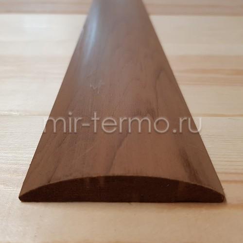 """Наличник """"сфера"""" 70мм ТермоЛипа/Ольха"""