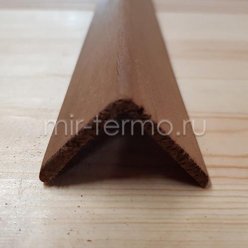 Уголок ТермоЛипа/Ольха 45* 45мм
