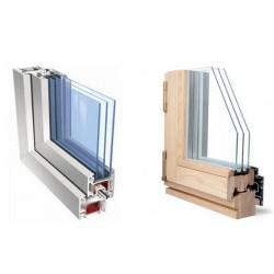 Преимущества деревянного окна к пластиковому окну
