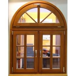 Преимущества термодревесины к обычному деревянному окну